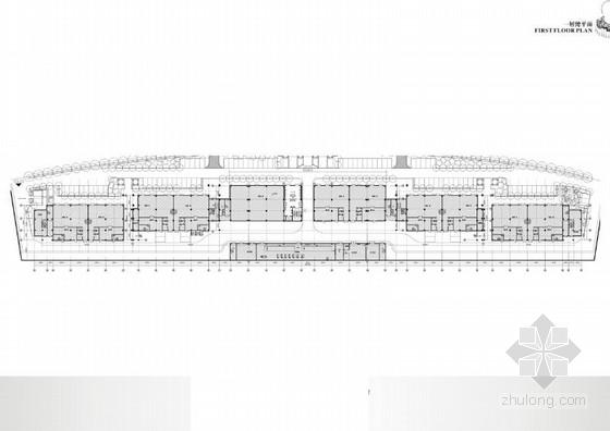 [贵州]典雅白金五星级度假酒店方案图