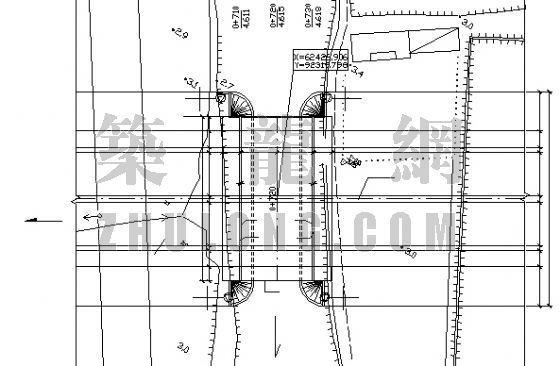 某桥2×10m钢筋混凝土板梁施工图