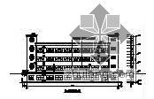 全套4层厂房建筑施工图