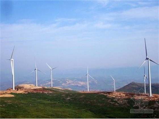 [山西]220kV风电工程监理大纲(图表丰富 101页)