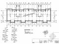 [山东]6+1层异形柱框架结构安置楼房结构施工图(含计算书)