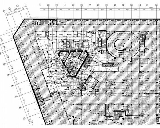 [江苏]大型综合群体建筑给排水消防图纸307张(商场、酒店、办公)