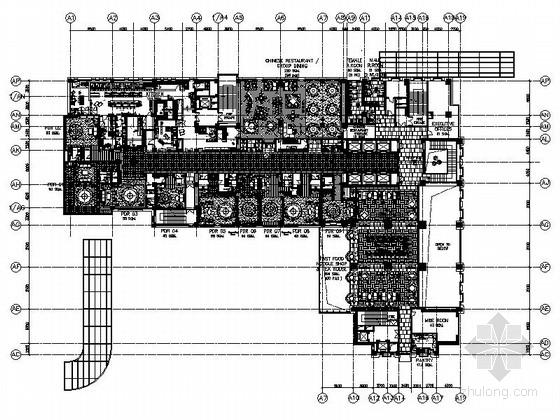 [西安]首家高端商务五星级酒店装修图(含实景方案)
