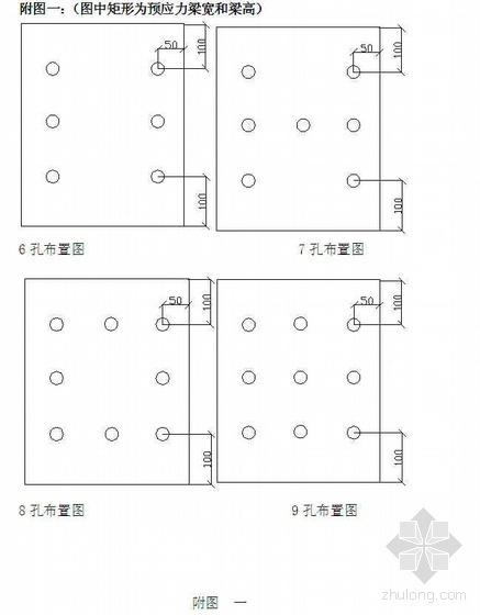 河南某科研办公楼预应力工程施工方案(后张法)