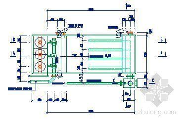 钢制气浮池详图