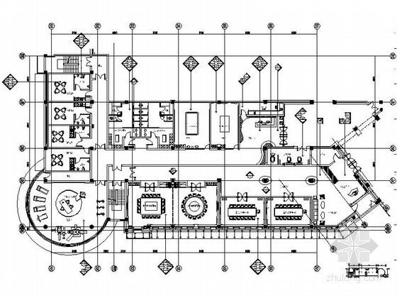 [安徽]时尚酒店康体区室内装修图