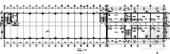 某三层综合楼建筑方案图-3