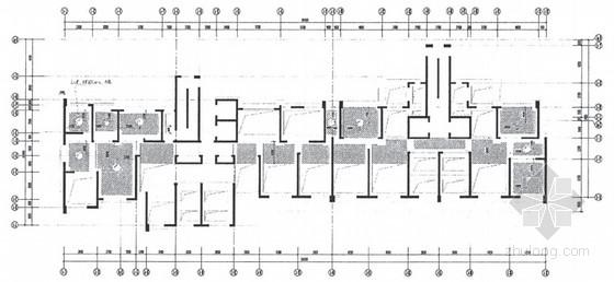 高层建筑梁式转换层旅工方案优化设计及工程应用86页图片