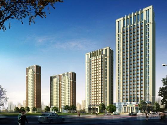 [内蒙古]高层商业办公楼土方回填施工方案(附图片说明)
