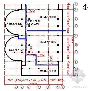 北京某高层建筑混凝土施工方案