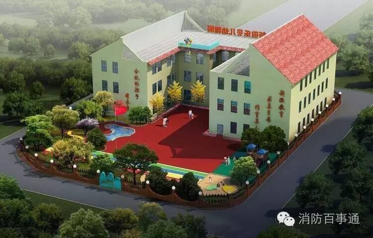 最新《托儿所、幼儿园建筑设计规范》中的安全规定解读