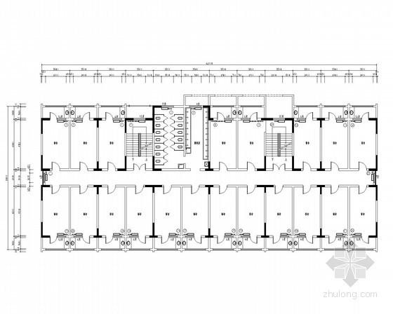 [哈尔滨]某中学供热工程课程设计