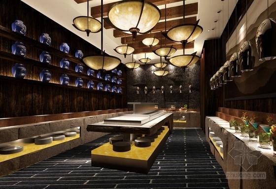 2016年餐饮空间最全、最精、最具有震撼力的设计作品!总结贴