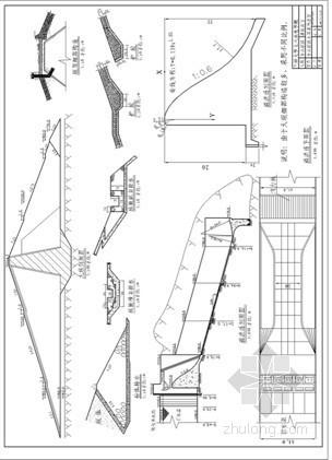 [河南]土石坝枢纽设计计算书