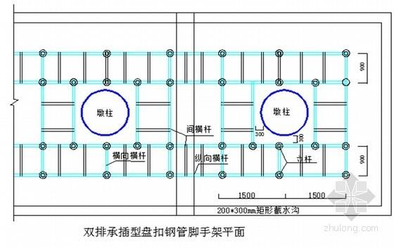 [重庆]盘扣式脚手架搭设专项施工方案36页(附图丰富)