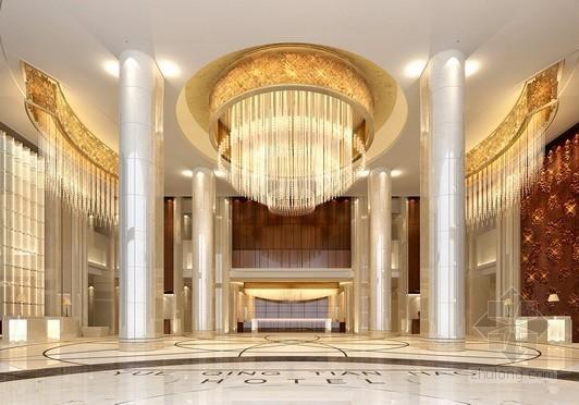 [浙江]框架剪力墙结构综合性酒店装修施工组织设计(五星级酒店)