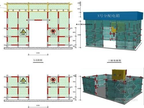 [江苏]建筑工程施工现场安全管理实施标准(附图丰富)