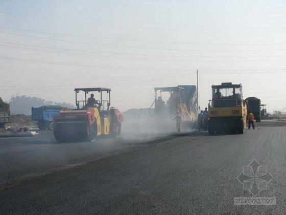 [内蒙古]市政道路拓宽改造工程施工组织设计(路桥、管网、地道)