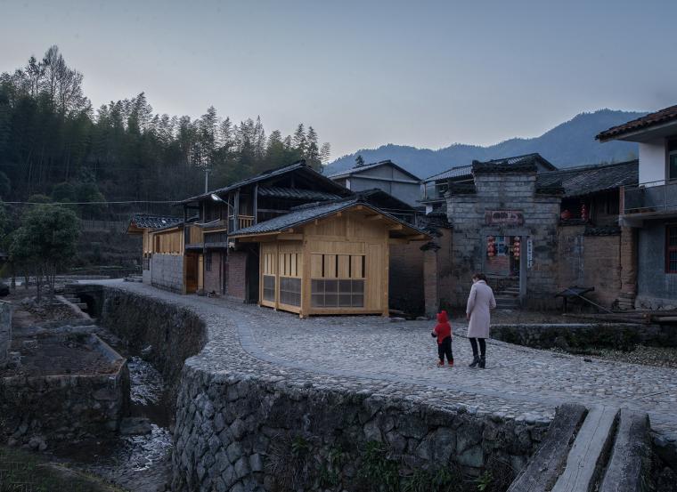 [福建]上坪古村民宿酒店建筑设计