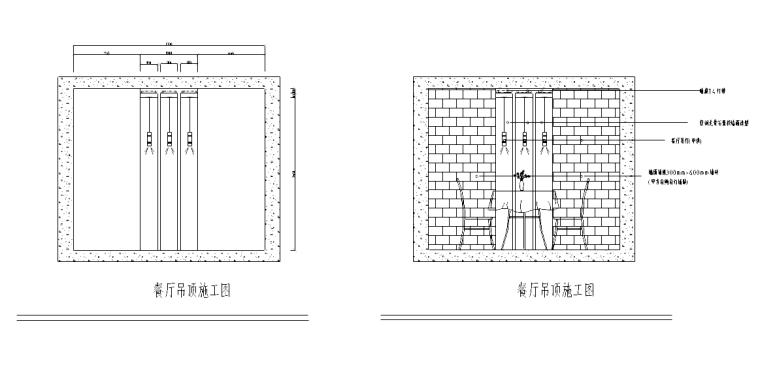 [山东]二层复式别墅施工图及效果图