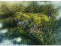 [贵州]雷山苗寨主题酒店区概念规划设计方案文本
