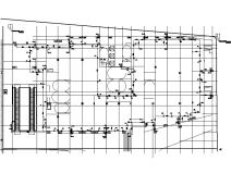 广东金泽商业广场给排水全套施工图