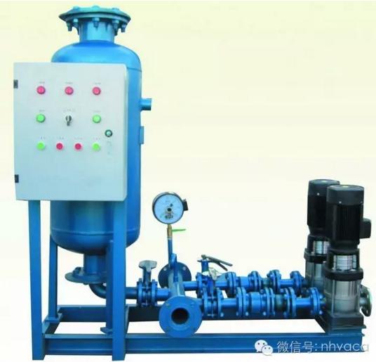 暖通空调系统定压补水装置的选用_7