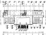 【江苏】豪华中式办公楼设计施工图(附效果图)