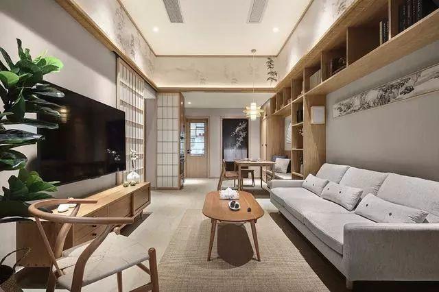 这样的日式设计风格,简约舒适,住上二十年都不会过时!