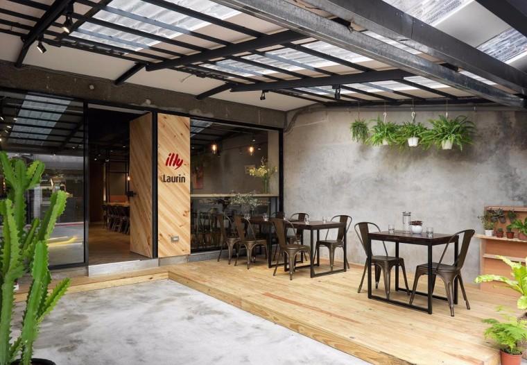 台湾工业风格咖啡馆-7