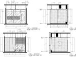 某现代风格房地产有限公司办公室施工图(含78张图纸)