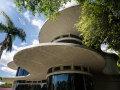 模糊建筑与自然的边界-台北生态时代展览馆