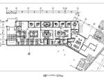 [重庆]康田雍俊售楼处深化设计施工图(附效果图+物料表)