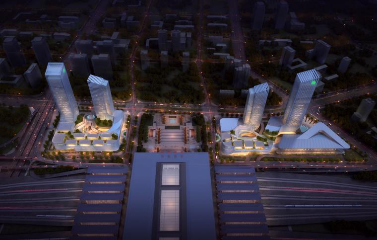 谁是珠三角的中心城市|文末附规划/建筑资料