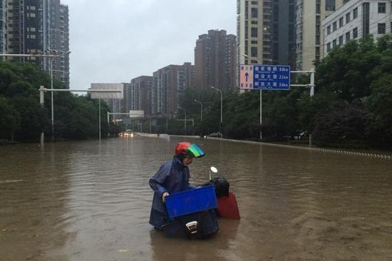 """以武汉为例,40个东湖水给武汉浇了个""""透心凉""""!"""