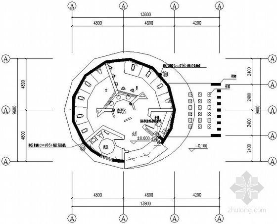 某生态公厕电气施工图