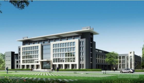 [湖南]教学楼建筑及安装工程招标文件