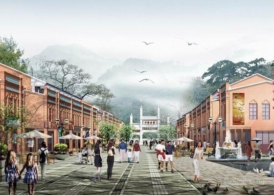 [福建]江南新区次中心城市景观规划设计文本