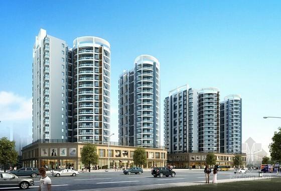 [四川]3栋高层住宅楼安装工程量计算(含CAD图纸 EXCEL计算表)