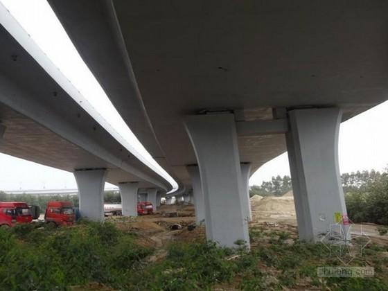 城市桥梁工程施工质量验收成果展示