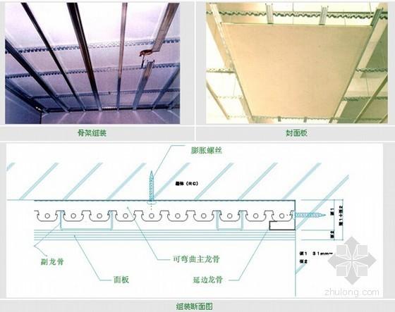 建筑工程精装修工程施工工艺工法标准(255页 内容丰富)