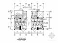 [浙江]国有企业营业大厅室内装修施工图(含效果图)