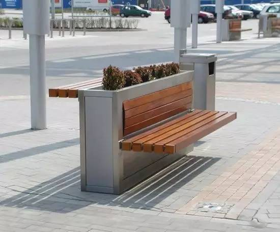 这才是景观座椅的正确打开方式!!_22