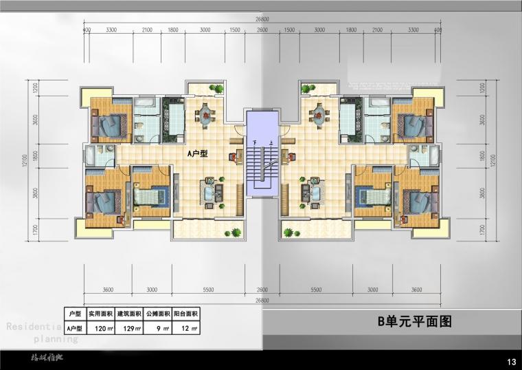 居住区规划与住宅设计_4