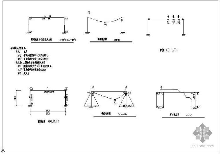 某钢结构水箱结构节点构造详图
