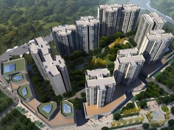 [四川]住宅楼工程绿色文明施工汇报(75页 附图)