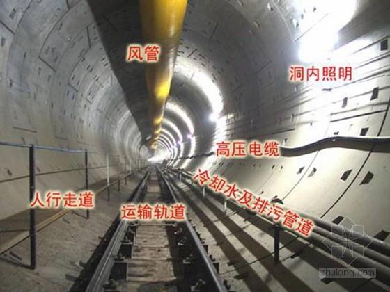 [福建]轨道交通区间隧道工程施工方案378页(盾构法 矿山法)
