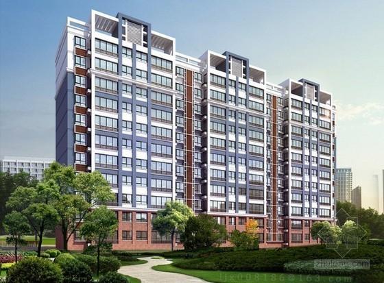 [上海]大型住宅小区建安工程量清单报价(含地下车库)
