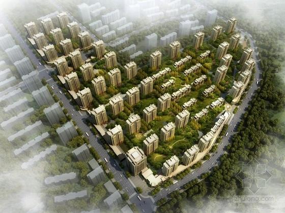 [沈阳]欧式风格住宅区规划及单体设计方案文本(多个方案)