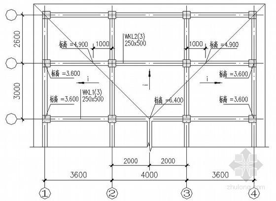 """坡屋面梁施工图""""平面整体表示方法""""制图规则和构造详图"""